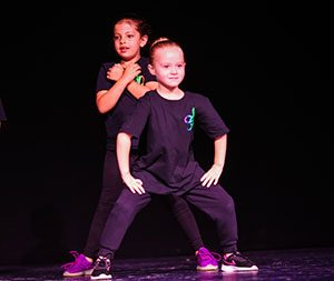 Hip Hop and Street Dance permforamce at Elgiva Theatre, Chesham